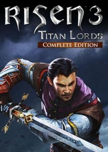 Risen 3: Titan Lords - Complete Edition Gog.com Key GLOBAL