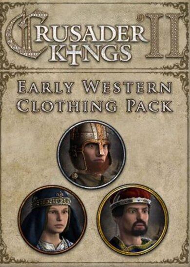 Crusader Kings II: Early Western Clothing Pack (DLC) Steam Key GLOBAL