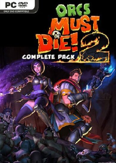 Orcs Must Die! 2 - Complete Pack Steam Key GLOBAL