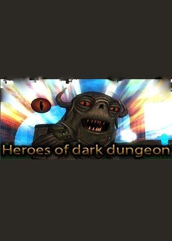 Heroes of Dark Dungeon Steam Key GLOBAL