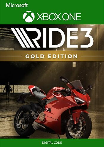 RIDE 3 - Gold Edition (Xbox One) Xbox Live Key UNITED STATES