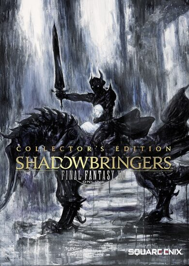 Final Fantasy XIV: Shadowbringers Collector's Edition (DLC) Mog Station Key NORTH AMERICA