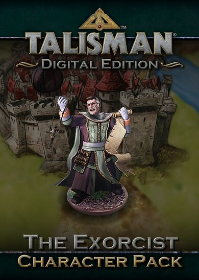 Talisman - Character Pack #1 - Exorcist (DLC) Steam Key GLOBAL