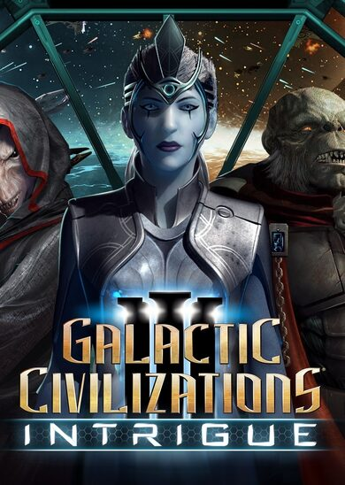 Galactic Civilizations III - Intrigue Expansion (DLC) Steam Key GLOBAL