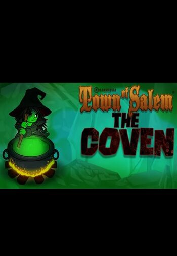Town of Salem - The Coven (DLC) Steam Key GLOBAL