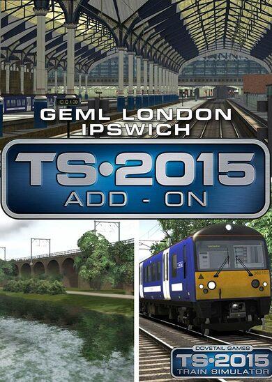Train Simulator - Great Eastern Main Line London-Ipswich Route Add-On (DLC) Steam Key EUROPE