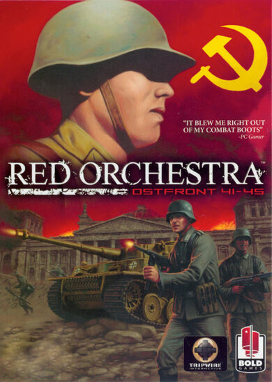 Red Orchestra: Ostfront 41-45 Steam Key GLOBAL фото