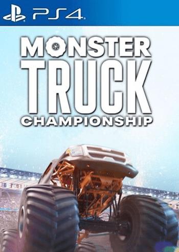 Monster Truck Championship (PS4) PSN Key EUROPE