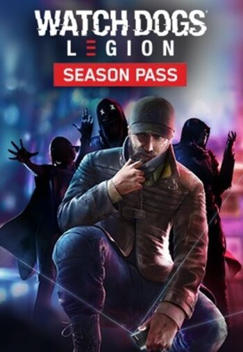 Watch Dogs: Legion Season Pass (DLC) Uplay Key EUROPE