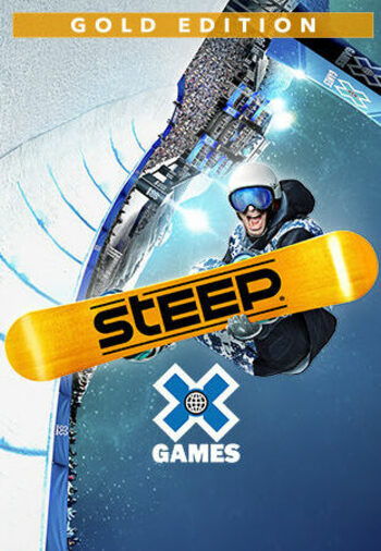 STEEP X GAMES- GOLD EDITION Uplay Key EUROPE