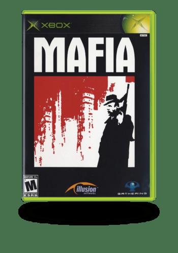 Mafia (2002) Xbox