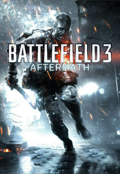 Battlefield 3: Aftermath (DLC) Origin Key GLOBAL