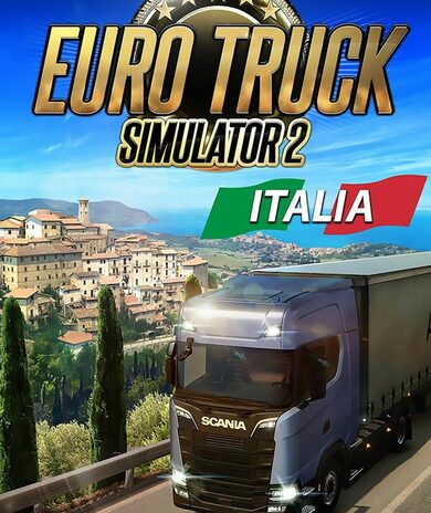Euro Truck Simulator 2 - Italia (DLC) Steam Key GLOBAL