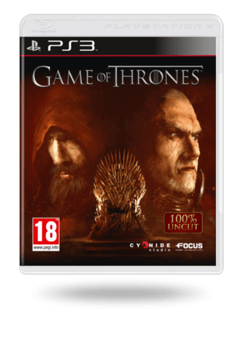 Game of Thrones PlayStation 3