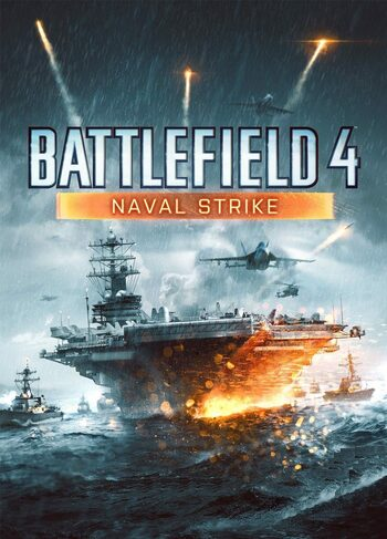 Battlefield 4: Naval Strike (DLC) Origin Key GLOBAL