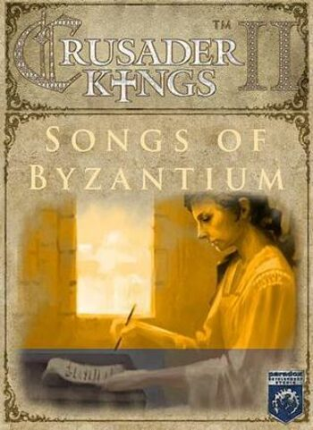 Crusader Kings II - Songs of Byzantium (DLC) Steam Key GLOBAL