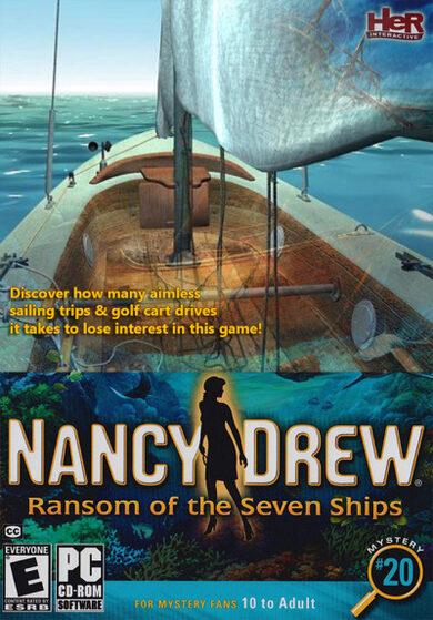 Nancy Drew: Ransom of the Seven Ships Steam Key GLOBAL