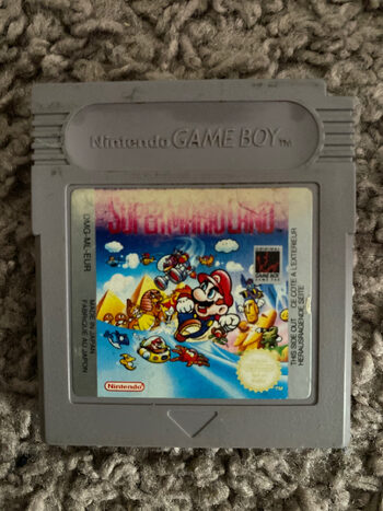Super Mario Land Game Boy