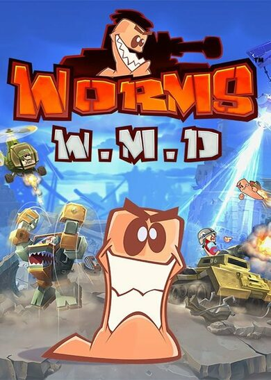 Worms W.M.D. Steam Key EUROPE