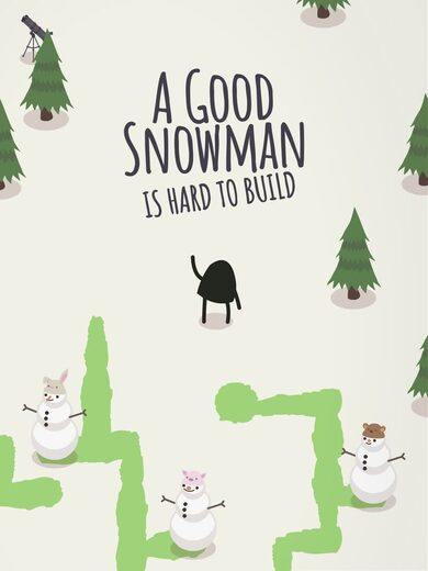 A Good Snowman Is Hard To Build Steam Key GLOBAL