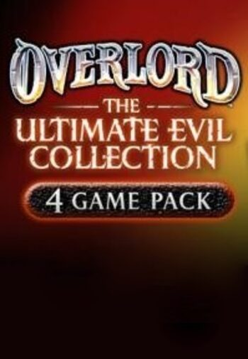 Overlord: Ultimate Evil Collection Steam Key GLOBAL