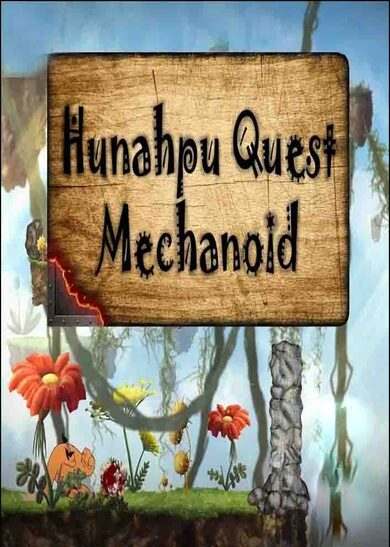 Hunahpu Quest: Mechanoid Steam Key GLOBAL