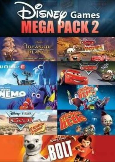 Disney Mega Pack: Wave 2 Steam Key EUROPE