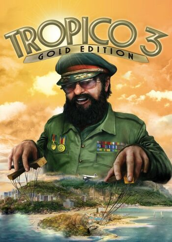 Tropico 3 (Gold Edition) Steam Key GLOBAL