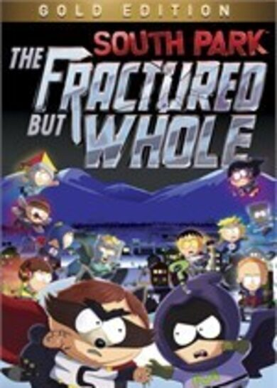 South Park: The Fractured But Whole Gold Edition Uplay Key EMEA