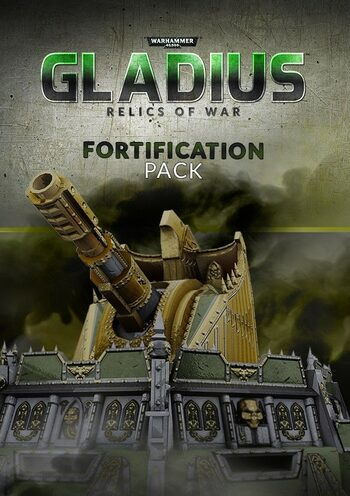 Warhammer 40,000: Gladius - Fortification Pack (DLC) Steam Key GLOBAL