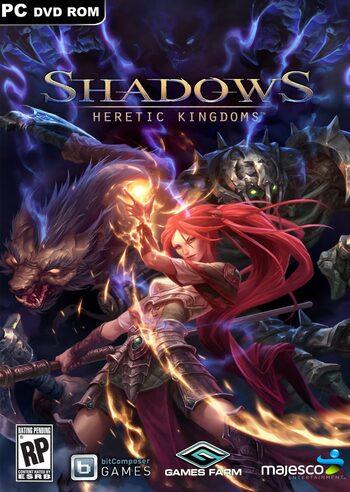 Shadows: Heretic Kingdoms Steam Key GLOBAL