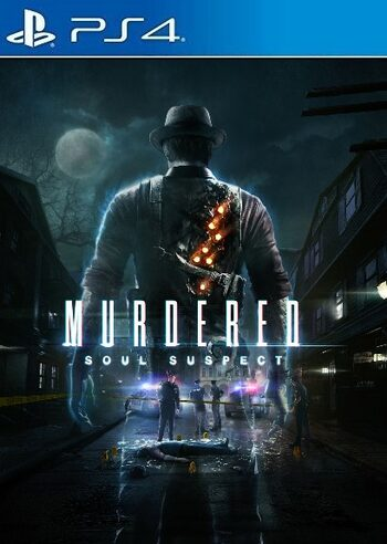 Murdered: Soul Suspect (PS4) PSN Key UNITED STATES