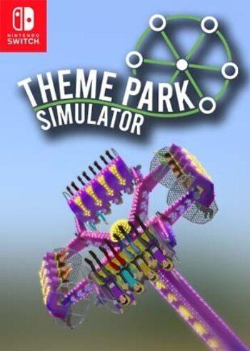 Theme Park Simulator: Roller Coaster & Thrill Rides (Nintendo Switch) eShop Key UNITED STATES