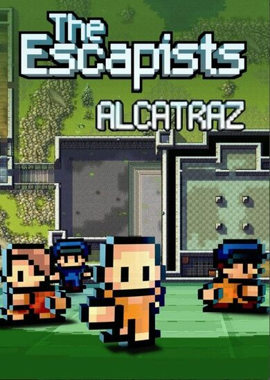 The Escapists - Alcatraz (DLC) Steam Key EUROPE