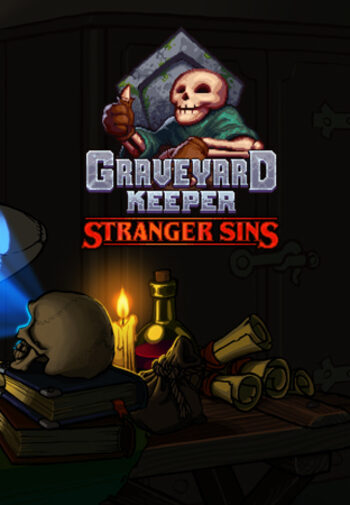 Graveyard Keeper - Stranger Sins (DLC) Steam Key GLOBAL
