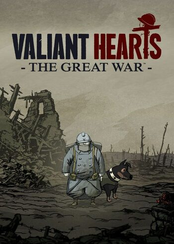 Valiant Hearts: The Great War Uplay Key GLOBAL