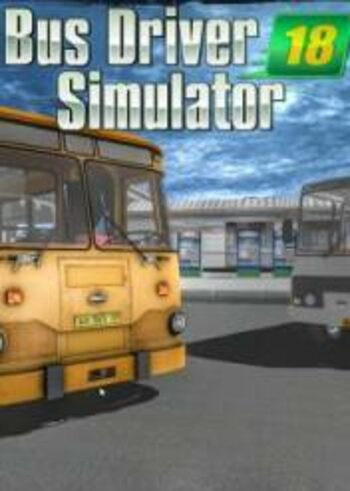Bus Driver Simulator 2018 Steam Key GLOBAL