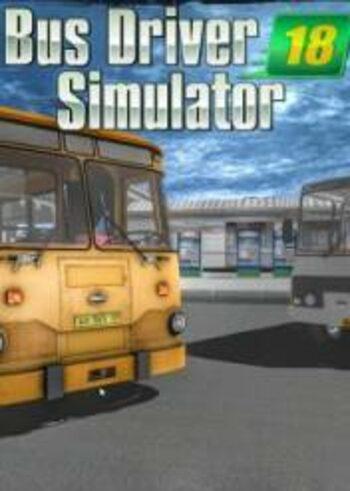 Bus Driver Simulator 2018 Steam Key GLOBAL