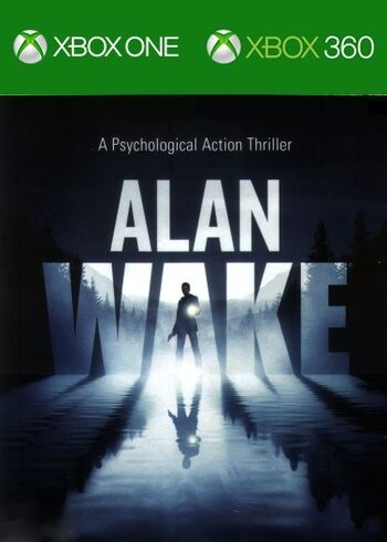 Alan Wake (Xbox 360/Xbox One) Xbox Live Key EUROPE