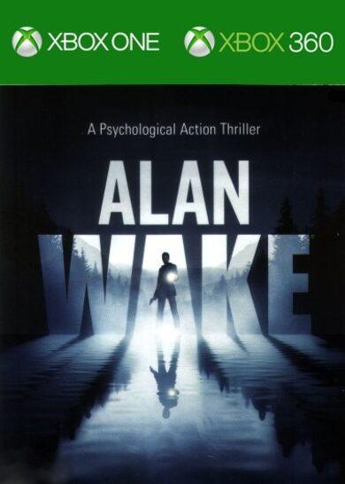 Alan Wake (Xbox 360/Xbox One) Xbox Live Key EUROPE