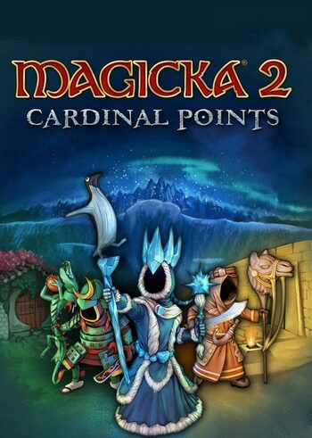 Magicka 2 - Cardinal Points Super Pack (DLC) Steam Key GLOBAL