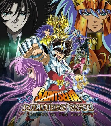 Saint Seiya: Soldiers' Soul Steam Key GLOBAL