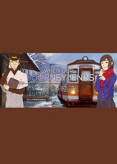 When Our Journey Ends - A Visual Novel Steam Key GLOBAL