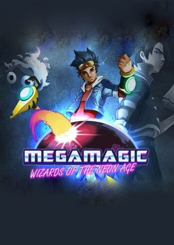 Megamagic: Wizards of the Neon Age Steam Key GLOBAL