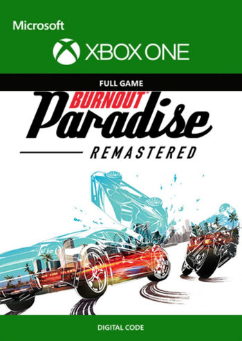 Burnout Paradise Remastered (Xbox One) Xbox Live Key UNITED STATES