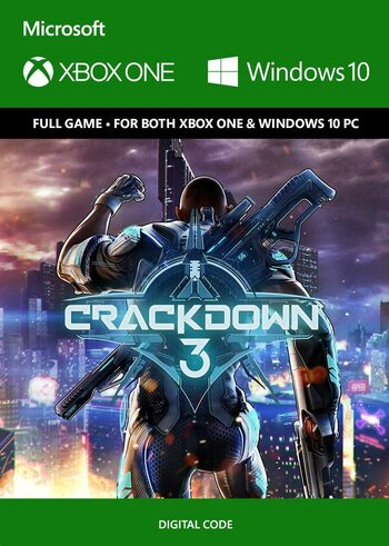 Crackdown 3 (PC/Xbox One)  Xbox Live Key GLOBAL