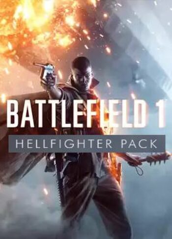 Battlefield 1 - Hellfighter Pack (DLC) Origin Key GLOBAL