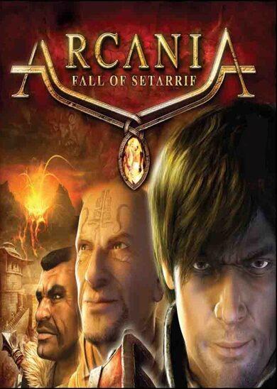 ArcaniA: Fall of Setarrif Steam Key GLOBAL