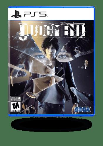 Judgment (2019) PlayStation 5