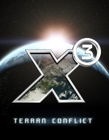 X3: Terran Conflict Steam Key GLOBAL